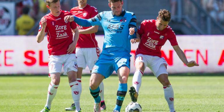 Programma play-offs Europees voetbal