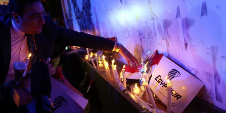 Geen verdenking terrorisme in crash EgyptAir