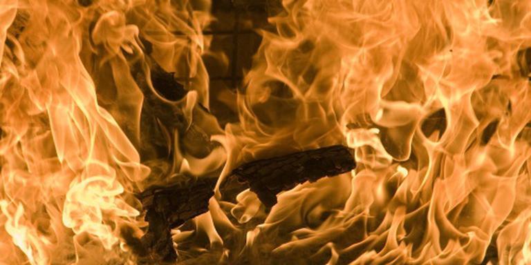 Opnieuw auto in brand in Dongen