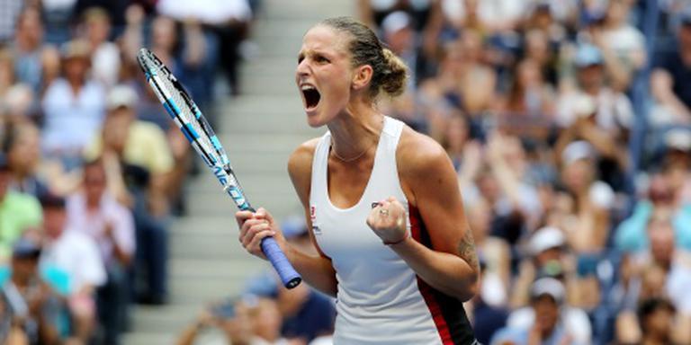 Pliskova wint tennistoernooi van Tasjkent