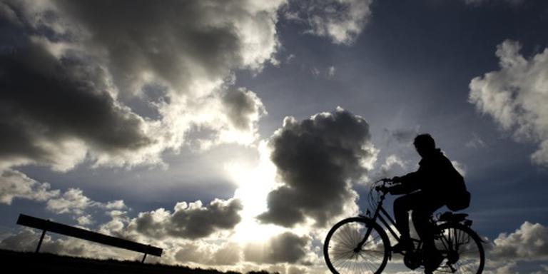 Minder op de fiets in vakantie eigen land