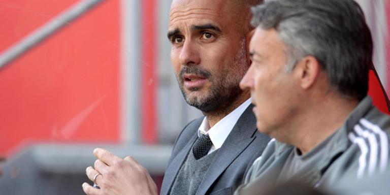 Guardiola: moeilijkste titel
