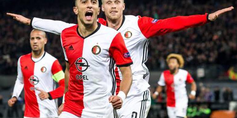 Feyenoord met vaste elf tegen Heerenveen
