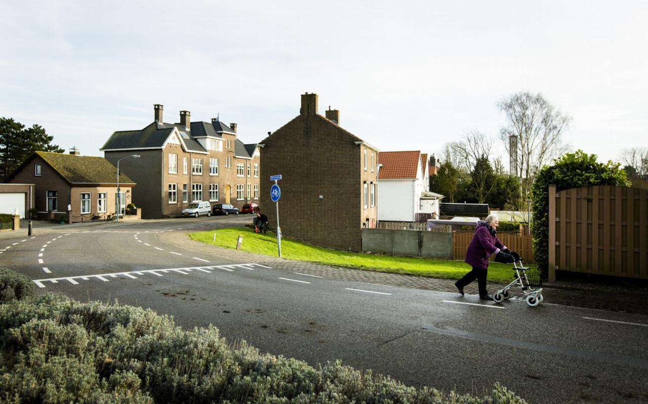 In het dorp zie je de fabrieken niet. FOTO ANP/BART MAAT