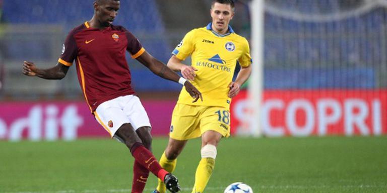 AS Roma haalt Duitse international binnen