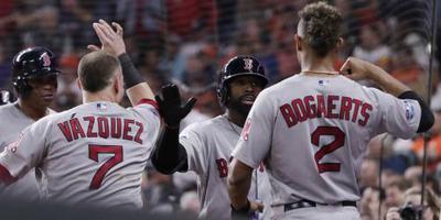 Bogaerts en Jansen lonken naar World Series