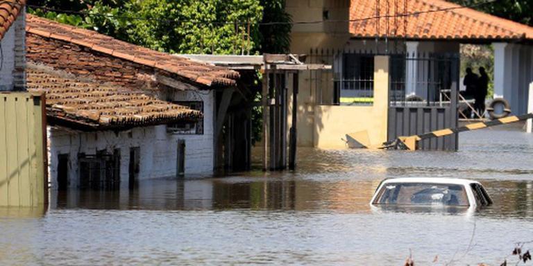 Overstromingen Zuid-Amerika eisen levens