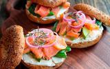 Jacques Hermus over de bagel: tweestrijd om een rond broodje met een gat