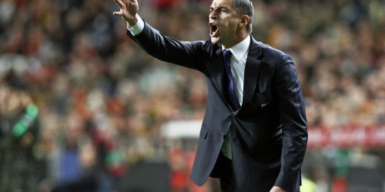 Servische voetbalbond zet Curcic aan de kant