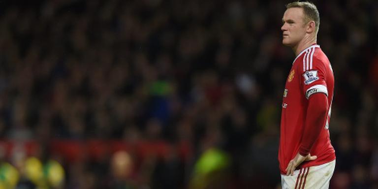 Aanvoerder Rooney baalt van 0-0