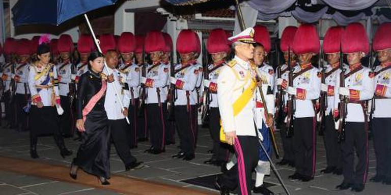 'Thailand maakt zich op voor troonopvolging'