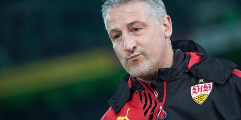 Trainer Kramny weg bij VfB Stuttgart