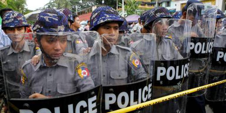 Tientallen doden door gevechten Myanmar