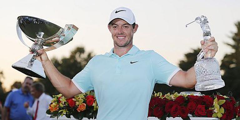 Golfer McIlroy pakt megabonus