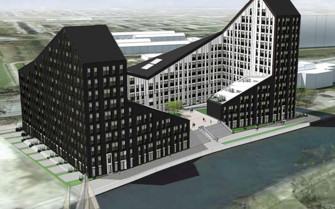 Woldring Meubel Groningen : Groen licht voor verkleind complex groningen dvhn