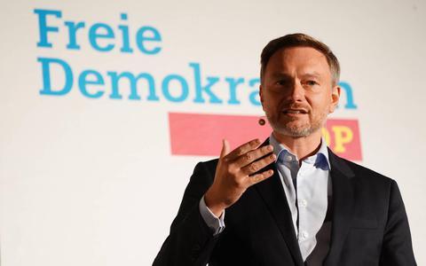 Liberale FDP voelt zich sterk en is klaar voor coalitiegesprekken