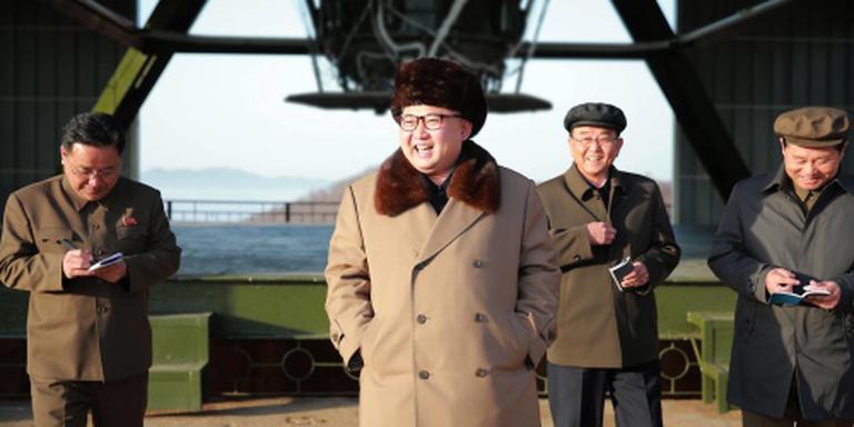Noord-Korea test raket vanuit onderzeeboot