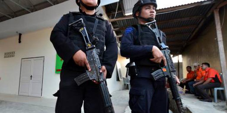 Politie Indonesië pakt bommenmaker op