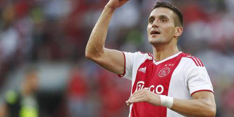 Tadic kan niet zonder zijn ploeggenoten