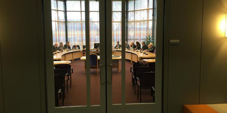 Groen licht voor Akkoord van Westerlee in oktober 2015. FOTO ARCHIEF DVHN