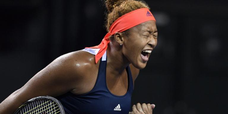 Tennisster Osaka verrast in Tokio
