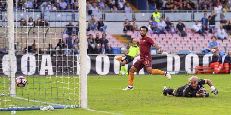 AS Roma verovert tweede plaats op Napoli
