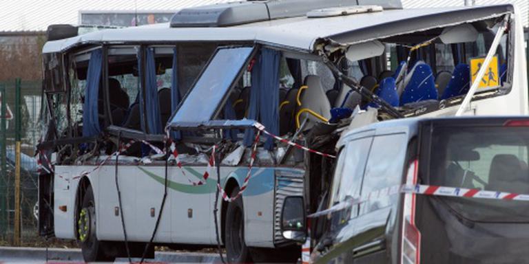 Doden door ongeluk met schoolbus Frankrijk