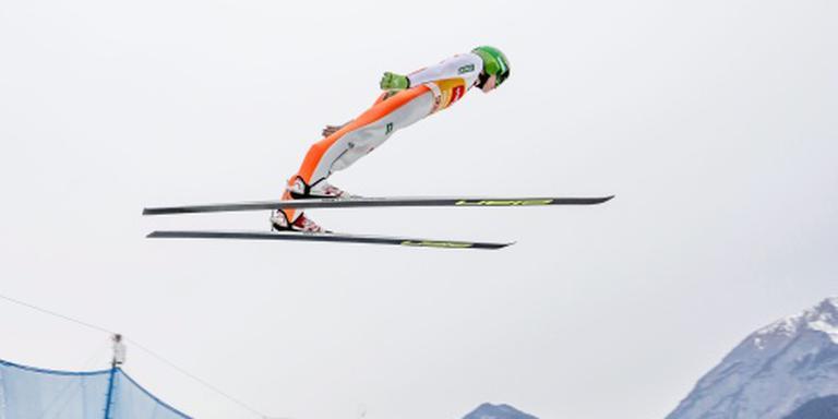 Prevc wint ook op schans van Innsbruck