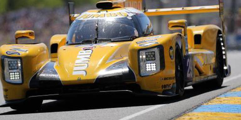 Acht Nederlanders in 24 Uur van Le Mans