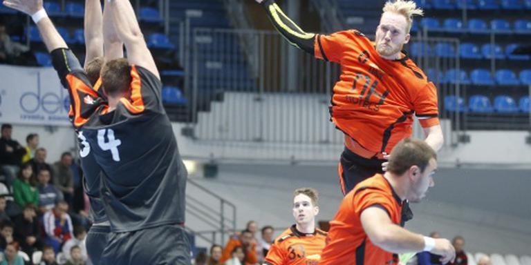 Handballers houden Wit-Rusland in bedwang