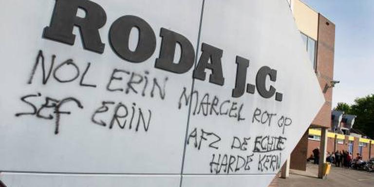 Vergoossen keert terug bij Roda JC
