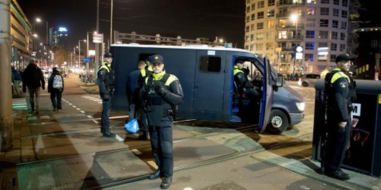 Politie: over hele linie minder incidenten