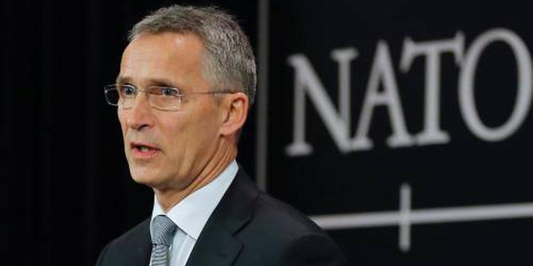 NAVO-chef waarschuwt Trump
