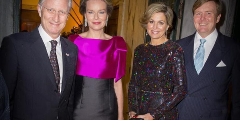 Belgisch koningspaar bezoekt Nederland
