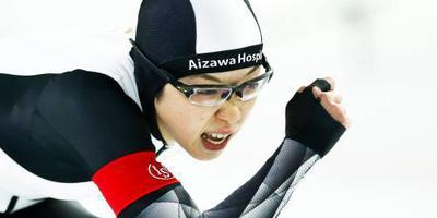 Kodaira wint eerste 500 meter in Thialf