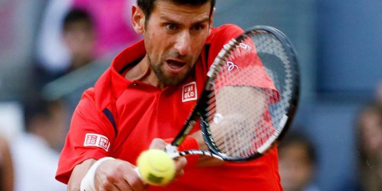 Djokovic houdt Nishikori uit finale