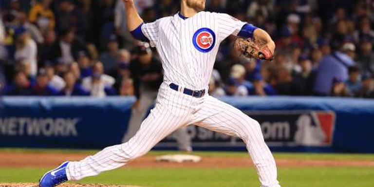 Indians frustreren Cubs in Chicago