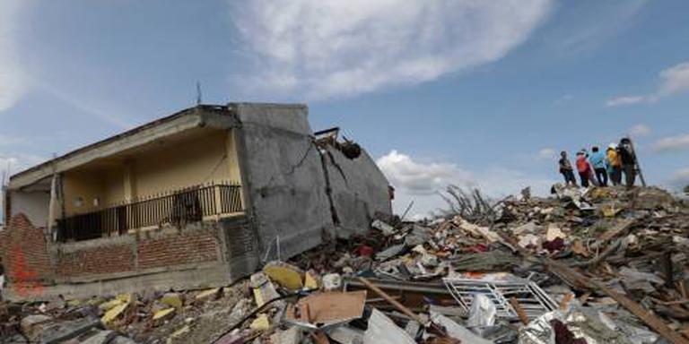 11.500 aardbevingen troffen in 2018 Indonesië