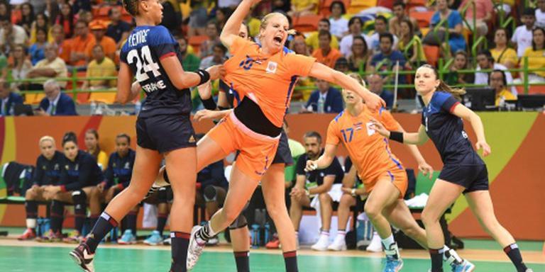 Handbalsters ten onder bij olympisch debuut