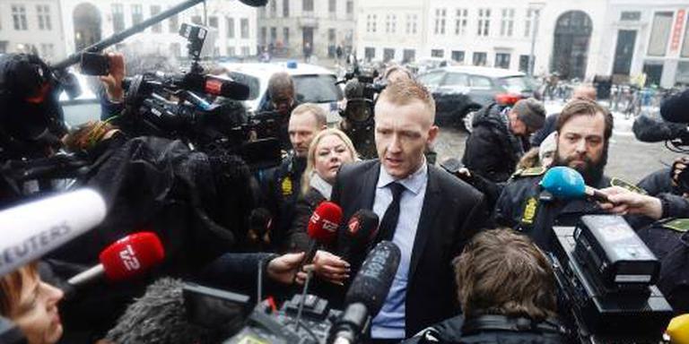 Deense uitvinder blijft moord ontkennen