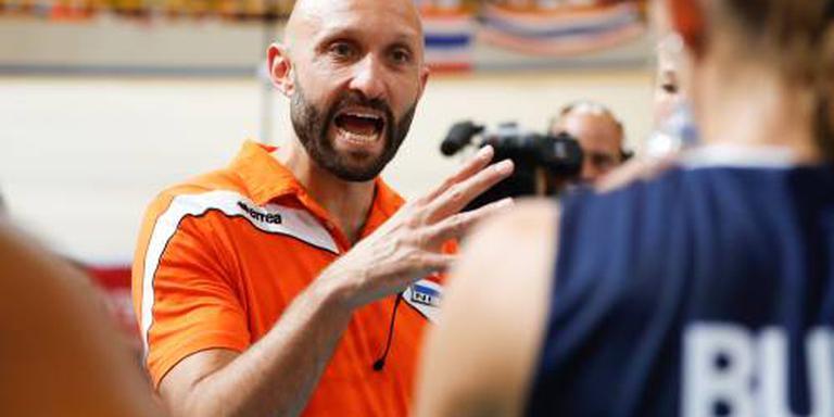 Volleybalsters ook te sterk voor Italië