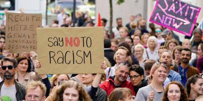 Betogingen tegen racisme in Duitsland gepland