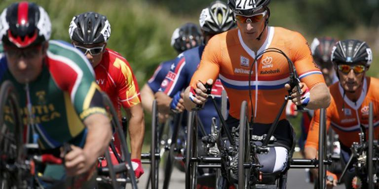 Goud voor triatleet Plat op Spelen