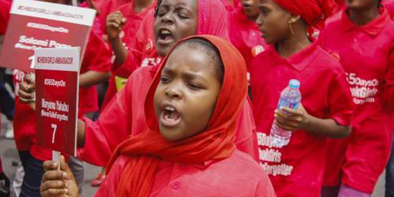 Boko Haram laat 21 meisjes vrij