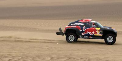 Peterhansel verlaat Dakar Rally