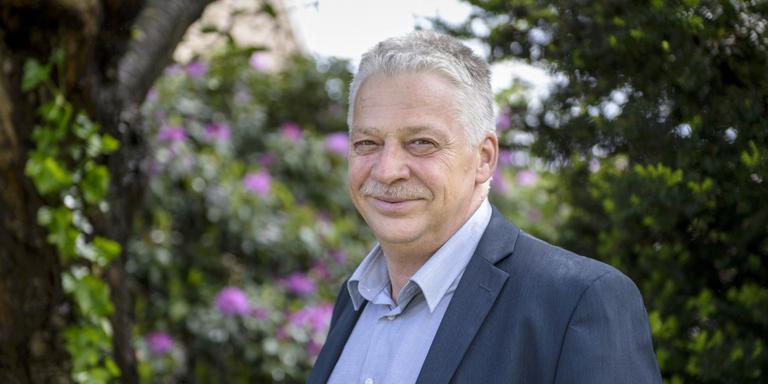 Henk Kosters (Gemeentebelangen). FOTO ARCHIEF DVHN