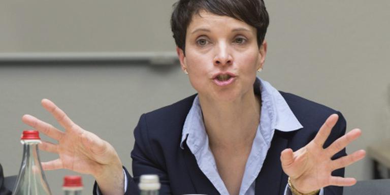 Leider AfD gaat in gesprek met Duitse moslims
