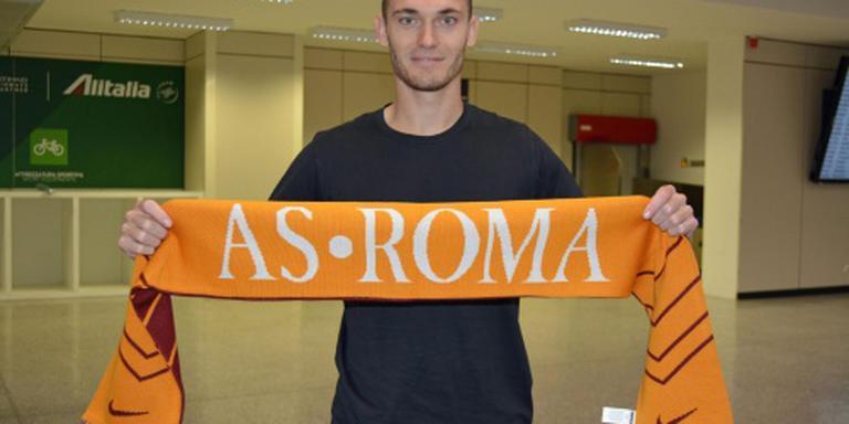 AS Roma huurt Vermaelen van FC Barcelona