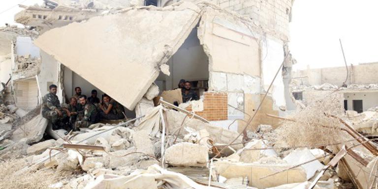 'Syrische regering gebruikte chloorgas'
