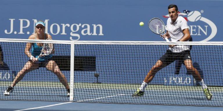 Titel op US Open voor Siegemund en Pavic
